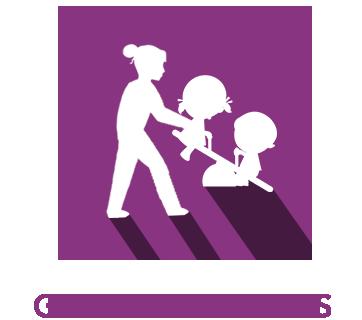 GARDE D'ENFANTS